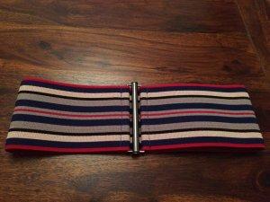 Zara Gürtel für Taille blau rot 67cm