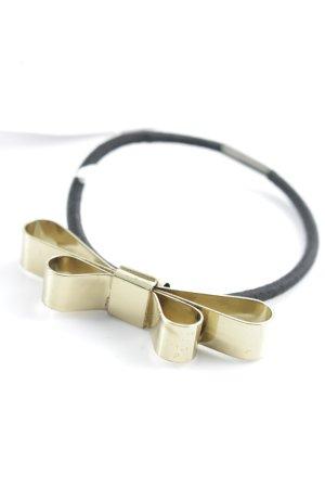 Zara Ribbon black-gold-colored elegant