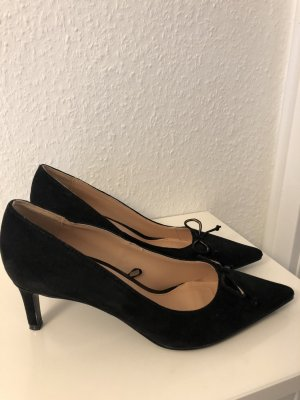 ZARA halbhohe Pumps