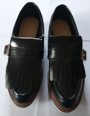 Zara Low Shoes black