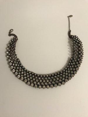 Zara Halskette Steinchen