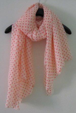 Zara Pañoleta rosa-rosa