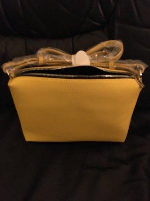 Zara Basic Borsetta giallo