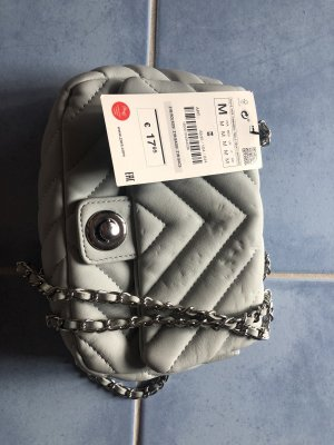 Zara Handbag pale blue