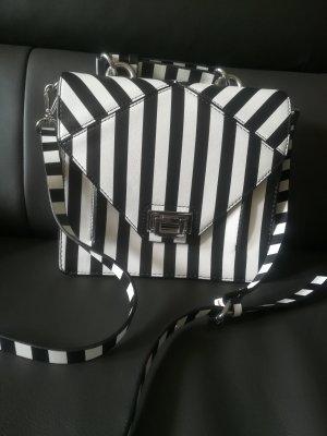 Zara Handtasche NEU mit Streifen
