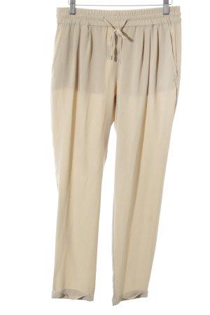 Zara Sarouel beige style décontracté
