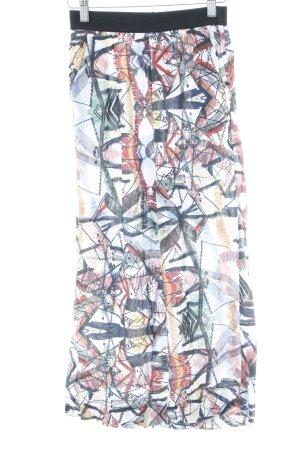 Zara Sarouel Mélange de motifs style décontracté