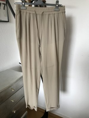 Zara Harem Pants cream