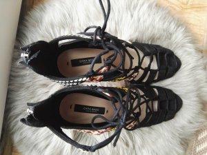 Zara Heels slingpumps sandale gr.37