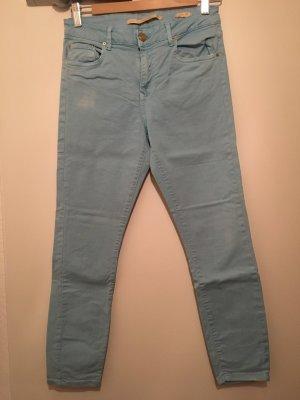 Zara hellblaue Jeans Gr. 36
