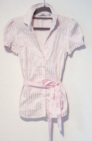 Zara Blusa-camisa multicolor