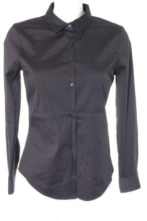Zara Camicia blusa nero elegante