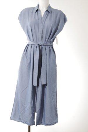 Zara Shirtwaist dress azure casual look