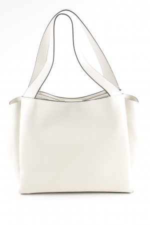 Zara Carry Bag cream minimalist style