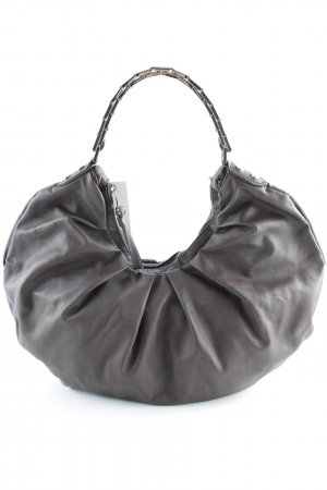 Zara Borsa con manico marrone scuro stile casual