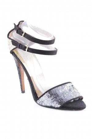 Zara High Heel Sandal multicolored elegant