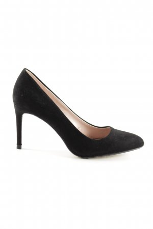 Zara High Heels schwarz Business-Look