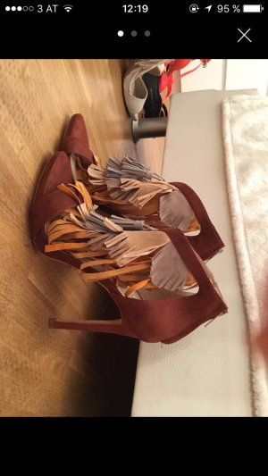 Zara High Heels Bunt