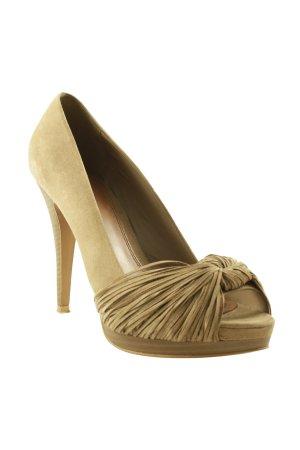 Zara High Heels mehrfarbig Casual-Look