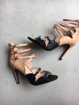 Zara high Heels two-tone  38