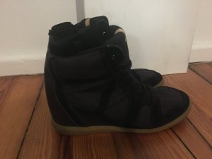 Zara High-Tops im Isabel Marant Style