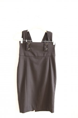 online store 9794e 91ce8 Zara Gonna a tubino nero