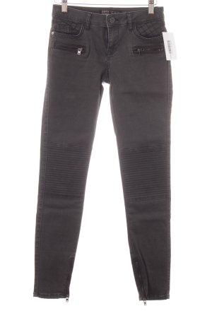 Zara Pantalon taille haute multicolore style rockabilly