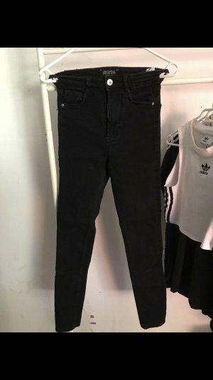 zara high waist jeans 32