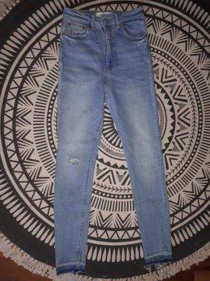 Zara high waist Jeans ungetragen