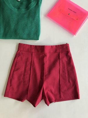 ZARA high waist Shorts knallig pink S 36