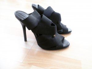 ZARA Highheels in Schwarz Gr.38-39 *VB*