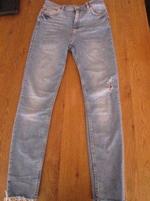Zara Hight Waist Jeans Premium Denim Collection