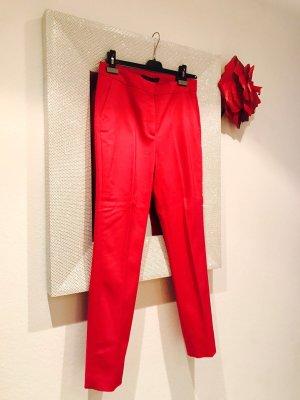 Zara Hoge taille broek roze