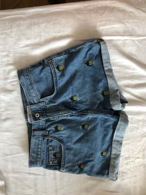 Zara High Waist Jeans multicolored