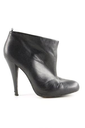 Zara Chaussure à talons carrés noir style d'affaires