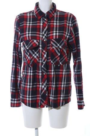Zara Chemise de bûcheron motif à carreaux style décontracté