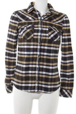 Zara Lumberjack Shirt check pattern casual look