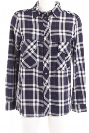 Zara Lumberjack Shirt Vichy check pattern casual look