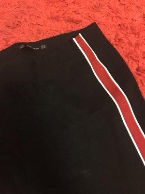 Zara Peg Top Trousers black