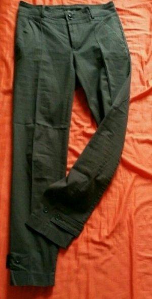 Zara-Hose aus festem Stoff