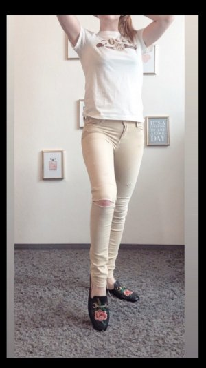 Zara hose beige