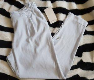 Zara High Waist Trousers azure