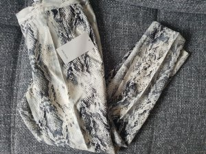 Zara Hose Blogger Pants boohoo Schlangen Muster Print  Animalprint