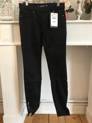 Zara Stretch Trousers black