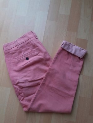 Zara Boyfriendbroek roze