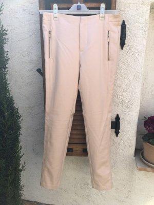 Zara Chinos pink-nude