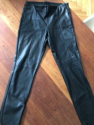 Zara Pantalone a 7/8 nero