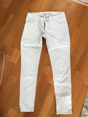 *ZARA* Hose in blass Grün / Minze