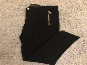 Zara Basic Jeggings negro