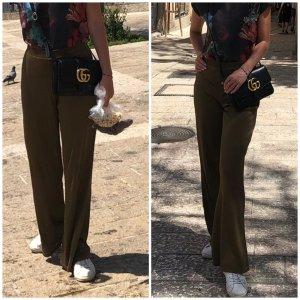 Zara Hose Khaki Olive wie neu S